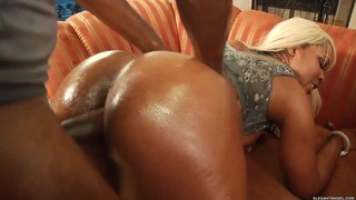 Raunchy Vanessa Monet is dicked up her wet snatch Preview Image