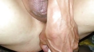 Strap-On In His AssHole Homemade Preview Image