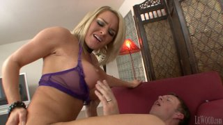 Sexy time with Mark_Wood and_voluptuous bitch Krissy Lynn Preview Image