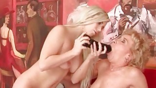 Oldies and Young Girls Lesbian Fuck Compilation Preview Image
