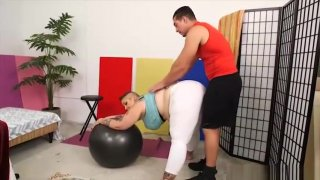 Sexy Big Booty SSBBW Serenity Up In Smoke Preview Image