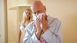Panty sniffer gets a_nice BJ Preview Image