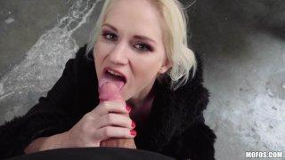 Italian Blonde Loves Public Sex Preview Image