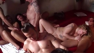 MMV FILMS German Swinger Party Preview Image