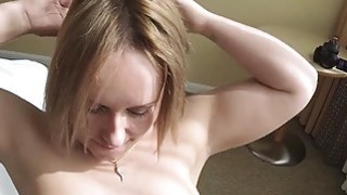 Busty bbw fucks fake cop in hotel Preview Image