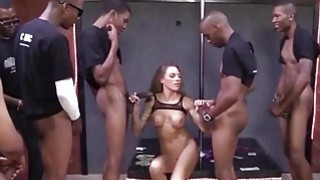 Juelz Ventura Gets A Bunch Of Cocks To Please Preview Image