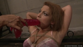 Many_Bright_hot_lesbian_force_dildo_fuck_a_hot_babe Preview Image
