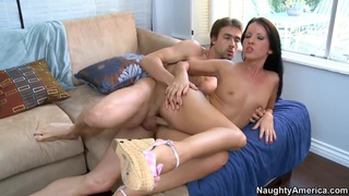 Hot couple is fucking featuring Tina Dove Preview Image