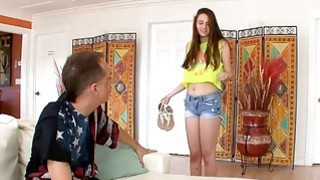 Big Tits Teen Fucks Her Stepdad And It Was Hot Preview Image
