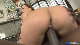 Gorgeous_bbw_milf_Katja_Kassin_blows_giant_BBC_and_rides_on_top. Preview Image