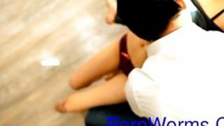 Korean Girls Sex in living room Preview Image