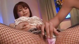 Hunk bangs a lusty oriental playgirl with his cock Preview Image