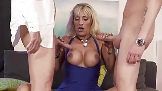 Milf Lana Vegas Stars in an Anal Threesome Preview Image