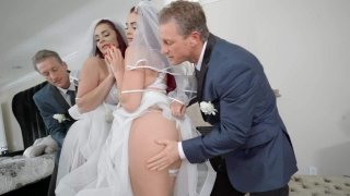 The Cum Spattered Bride Preview Image