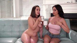 The Nudist Next Door – Jenna Sativa, Jade Baker Preview Image