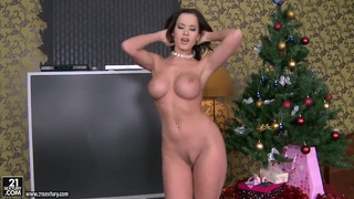 Sindy and Christmas. Staring Cindy Dollar. Preview Image