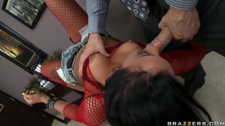 Jackie Daniels has_big boobs and likes to suck cocks Preview Image