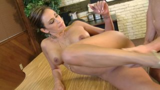Office_worker_Claudia_Valentine_is_fucked_on_table Preview Image