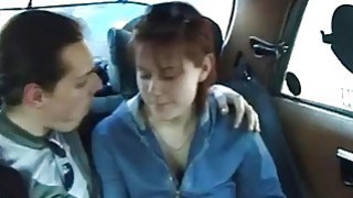 backseat Taxi Teen sex Preview Image