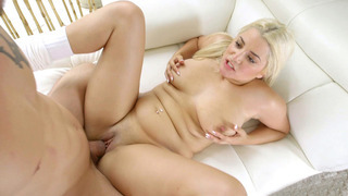 Alix Lovell takes it balls deep in her tight coochie Preview Image