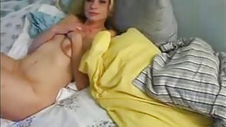 Blonde Milf Enjoys Cock in her_Cunt Preview Image