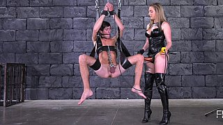 Brutal pegging from a chick Preview Image