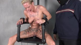 Electric chair under power Preview Image