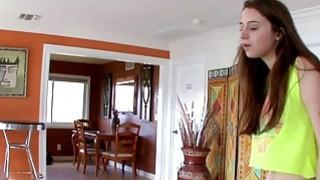 Step_dad_lick_and_suck_Elektra_Rose_big_tits Preview Image