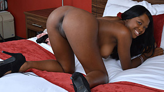 Shy_Ebony_Babe_Goes_Wild Preview Image