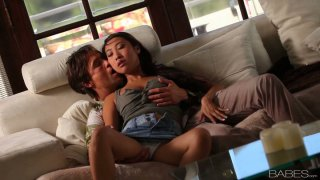 Amazing Korean chick Sharon Lee seduces_a man and pleases his tool Preview Image