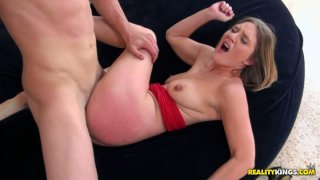 Wild screams by hussy girl getting her pussy fucked hard Preview Image