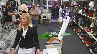 Hot MILF Gets Fucked_In The Pawnshop Preview Image