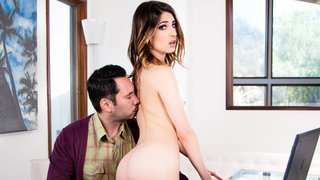 Daddys girl who loves her step father very much Preview Image