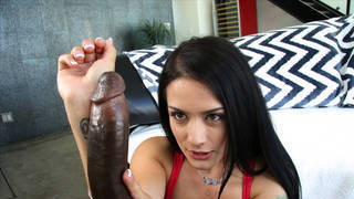 Her first experience with a big black cock Preview Image