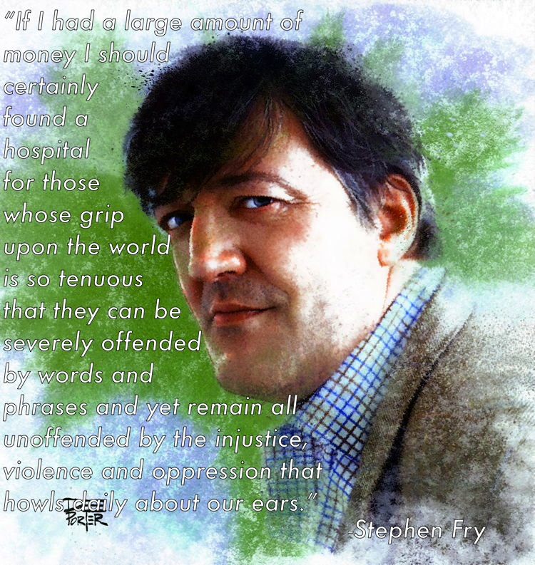 stephen fry 12 12 Of The Greatest Stephen Fry Quotes