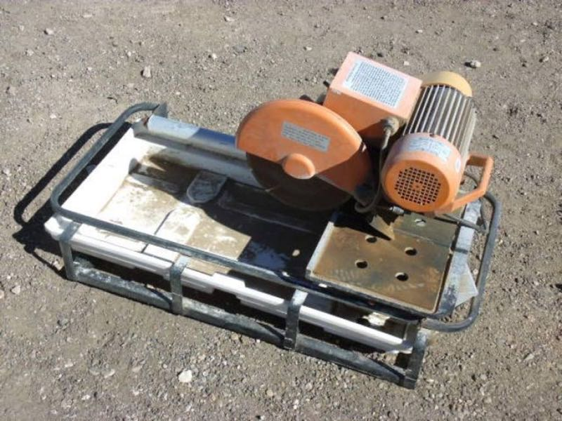 chicago electric tile saw review pro