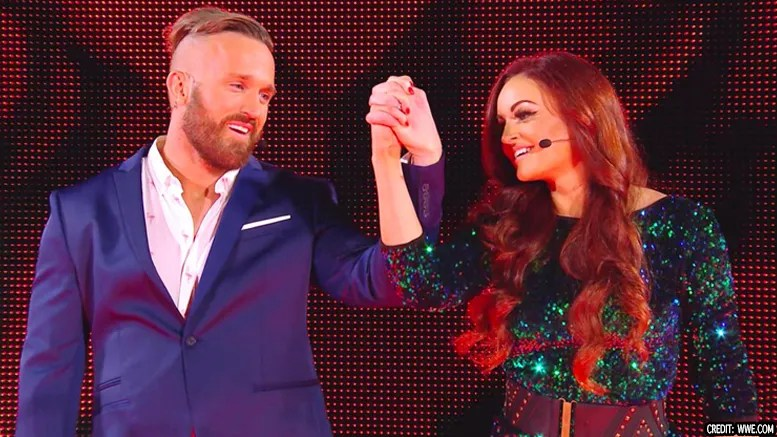 mike bennett and maria kanellis