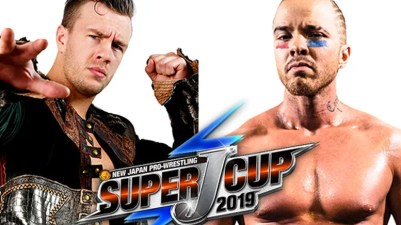 Will Ospreay Set to Wrestle Amazing Red in NJPW's Super J-Cup
