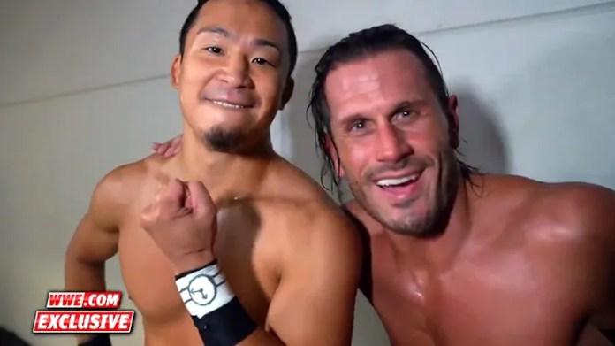 Alex Shelley and Kushida React to Dusty Classic Elimination (VIDEO)