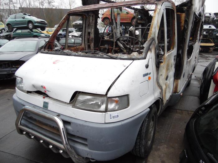 Fiat Ducato 230 Wohnmobil