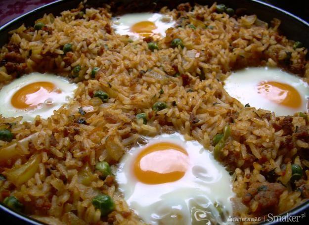 Slikovni rezultat za mięso i ryż