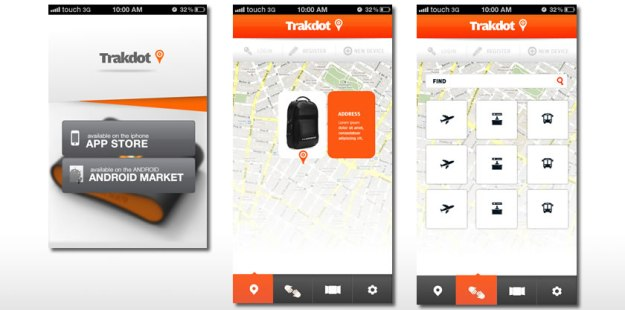 Trakdot Can Find Luggage Anywhere In The World