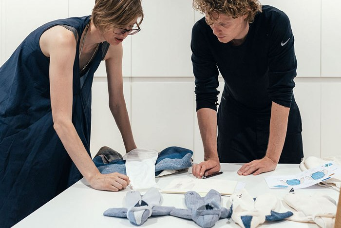 3D-Knitted Onesie Doubles as Air Purifier