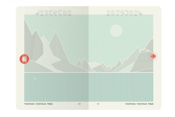 Norway's New Passport Design is a Thing of Beauty