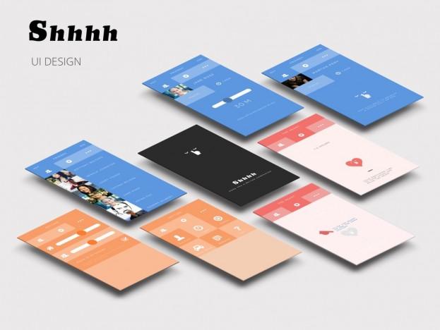 Shhhh-app