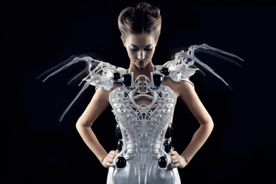 CES 2015: Self Defense Wearable Made Using 3D Printing
