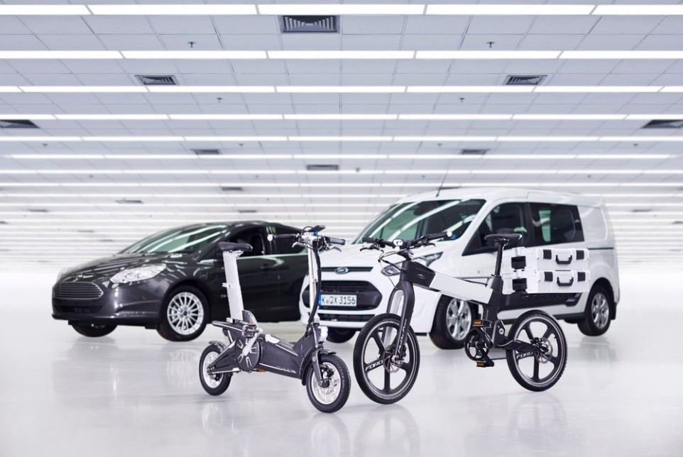 Ford Caters to Changing Mobility Needs with Electric Bikes