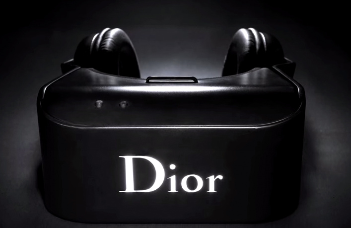 dior virtual reality