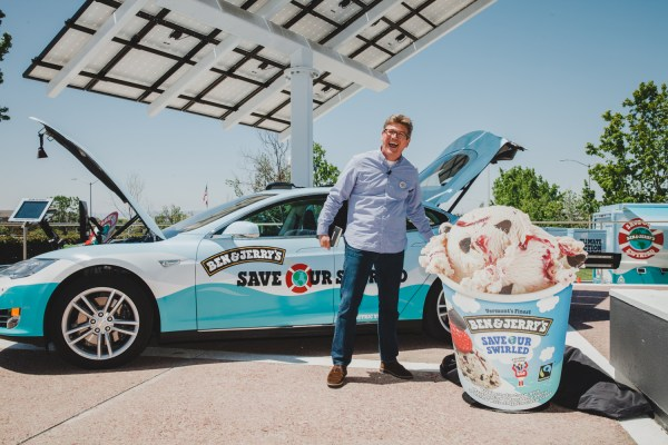 Ben & Jerry's Fights Climate Change with Save Our Swirled