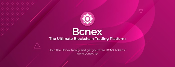 BCNEX security exchange